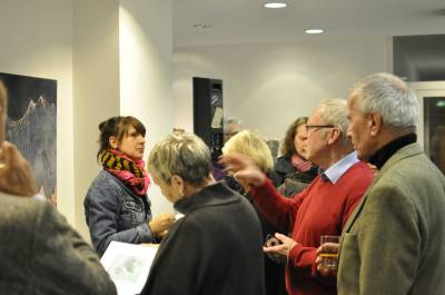 Vernissage Isabel Friedrich -